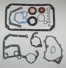 BOTTOM END SUMP GASKET SET FORD TRANSIT 2.5D 2.5Di 2.5TD 2.5TDi LDV CONVOY