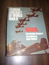 German Aircraft of World War Two by Christopher Shepherd (1976, Hardcover)