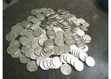 $5 Face Value 40% Silver US Silver Kennedy Half Dollars- Not Junk!  Nice Coins