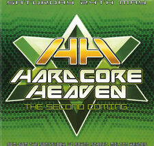 HARDCORE HEAVEN - THE SECOND COMING (12 CD COLLECTION) 24TH MAY 2003