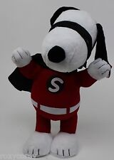 Halloween Peanuts 21 in Tall Snoopy Super Hero Porch Greeter NWT
