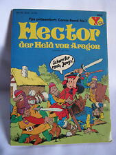 YPS Comic-Band Nr.1 'Hector der Held von Aragon' von 1976; RAR!!!
