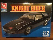 Amt Ertl 1/25 Knight 2000 Knight Rider Car Model Kit MIB 31538 FACTORY Sealed