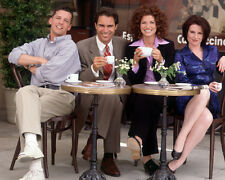 Will and Grace [Cast] (3783) 8x10 Photo