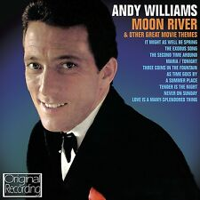 Andy Williams - Moon River & Other Great Movie Themes CD