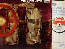 TEN YEARS AFTER stonedhenge SML 1029 1W/3W uk deram 1969 gatefold LP EX/EX-