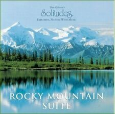 Dan Gibson's Solitudes Rocky mountain suite (1993) [CD]
