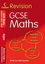 GCSE Maths: Higher: Revision Guide + Exam Practice Workbook by HarperCollins...