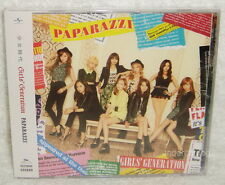 Girls' Generation PAPARAZZI Taiwan CD only -Normal Edition-