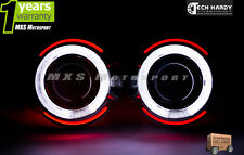 Maruti Wagon R Headlights HID BI-XENON Projector ballast Shark & angel eye