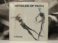 ARTICLES OF FAITH - IN THIS LIFE LP NEAR MINT FIRST USA PRESSING 1986 LWR 001