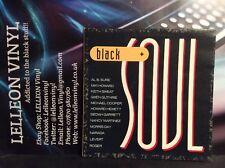 Black Soul Collection Compilation Gatefold LP Vinyl Record 253315 R&B 80's
