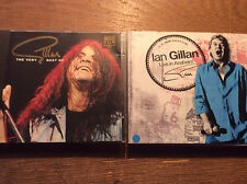 Ian Gillan [3 CD]   Live in Anaheim + The Very Best of