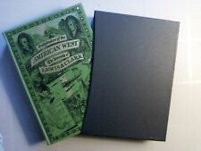 Folio Society - Pathfinders American West Journal- Louis and Clark- 2000.