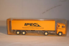 Wiking #546 Scania Semi Truck, IPEC, Nice with Original Box
