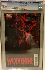 WOLVERINE # 12 CGC 9.6. STEGMAN VARIANT! ALL NEW MARVEL NOW!