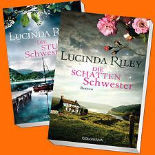 Lucinda Riley   Schattenschwester + Sturmschwester   Sieben Schwestern 2+3(Buch)