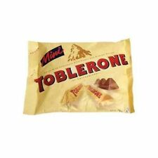 Mini Toblerone Imported Chocolates 200 gms Handy Pack(Made in Switzerland)