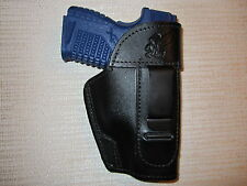 FITS XD3.3 45 CAL.& GLOCK'S 19/23/32/26/27/30/36,  ambidextrous holster