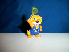 BUTTERFLY NET Mini Plastic Figurine CARTOON LION SAFARI Kinder Surprise Figure