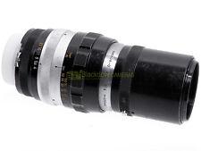 Nikon AI Nippon Kogaku Nikkor Q 200mm. f4 Auto. Garanzia 12 mesi. 200/4. 200 mm.