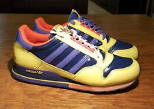 Adidas ZX Multi-Color Running Sneakers Men SIZE 8  ** RARE **