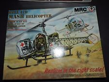 MRC 1/35th SCALE BELL 47D MASH HELICOPTER  # BA102