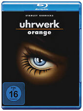 Uhrwerk Orange - Malcolm McDowell Stanley Kubrick Blue-Ray Neu+in Folie