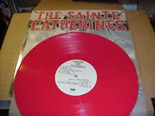 LP:  THE SAINTE CATHERINES - Dancing For Decadence  NEW RED VINYL Ltd + Download