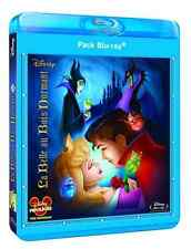 Pack Blu-Ray + Dvd La Belle au Bois Dormant Grand Classique n°18 Walt Disney