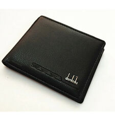 Men Soft Leather Business Wallet Money Pockets Credit ID Card Holder Purse