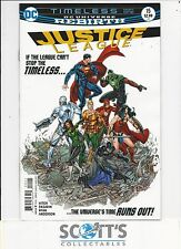 JUSTICE LEAGUE  #15  NEW   (BAGGED & BOARDED)  FREEPOST