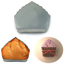 Gaint Cup Cake Shape Cake Tin Pan for Birthday Novelty Fun Cake Mould