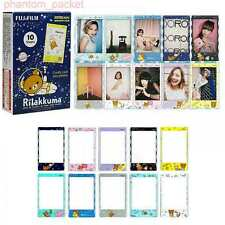 1 pack Fujifilm Instax Mini Film Rilakkuma Space for Fuji Mini 90 8 25 7S 50s