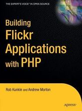 Building Flickr Applications with PHP