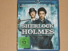 Sherlock Holmes - (Robert Downey Jr., Jude Law, Rachel McAdams) BLU-RAY