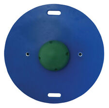 "Balance Board Combo 16"" circular wobble/rocker board-2"" height-green-44835 NEW"
