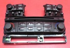 2008-2010 Infiniti G37S COUPE OEM CENTER DASH RADIO/ CLIMATE CONTROL SWITCHES