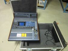 YAMAHA DIGITAL AUDIO STUDIO MIXER 02R-96 02R96 METER BRIDGE SOUND BOARD WORKS