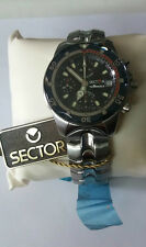 OROLOGIO SECTOR TURNABLE CON VALJOUX 7750