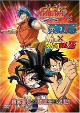 DVD ANIME Toriko x One Piece x Dragon Ball Z Special Movie Eng Subs
