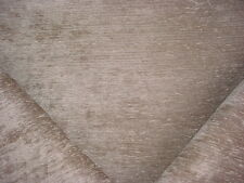 3+Y KRAVET COUTURE 32367 FIRST CRUSH SHITAKE CRUSHED CHENILLE UPHOLSTERY FABRIC
