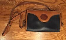 Vintage Dooney & Bourke Leather Shoulder Purse