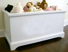 Easy-Build Toy Box without a lid - D.I.Y. Woodworking Plan