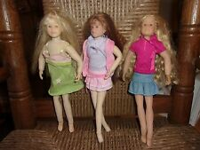 Only Hearts Club Lot Of 3 Dolls