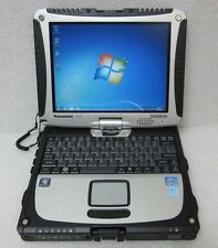 Panasonic Toughbook CF-19 MK6 Core i5 2.6GHz 8G 500G Dual Touch Bluetooth #387
