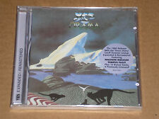 YES - DRAMA - CD + BONUS TRACKS SIGILLATO (SEALED)