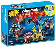 Playmobil 5493 tesoro de navidad Adviento Calendario Dragones De Batalla Nuevo
