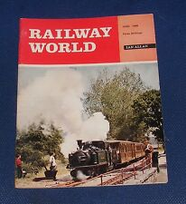 RAILWAY WORLD JUNE 1968 - FROM PORTSMOUTH TO CARDIFF