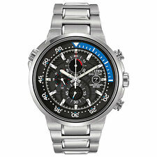 Citizen Eco-Drive Men's CA0440-51E Endeavor Chronograph Bracelet Watch